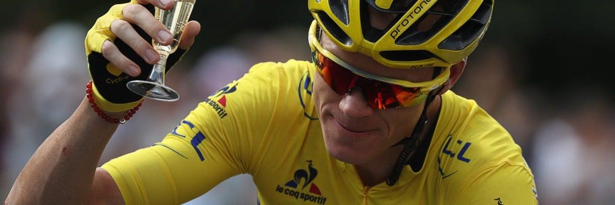 Vuelve a escuchar el final de la última del Tour de Francia