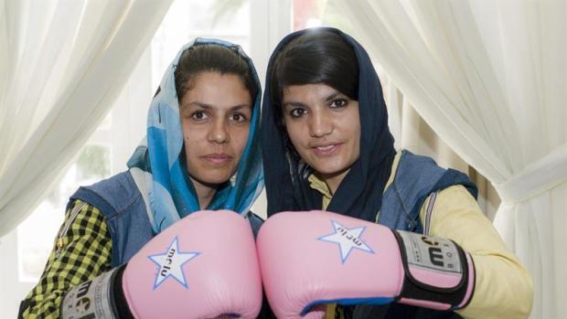 Sadaf Rahimi, la boxeadora afgana que luchó por la igualdad