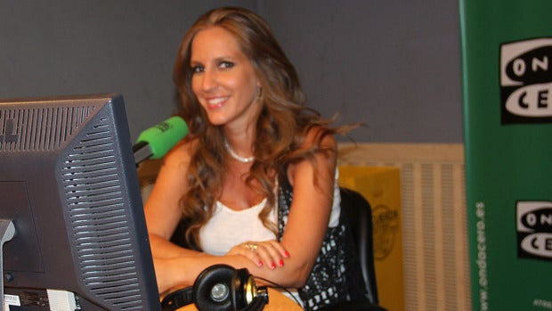 """María Toledo: """"En mi disco, 'Magnética', versiono a músicos muy valientes"""""""