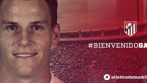 Kevin Gameiro, nuevo jugador del Atlético