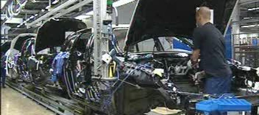 Crisis en los automóviles