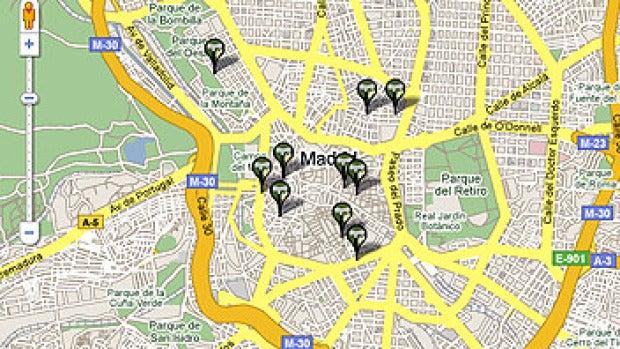 Google Maps te ayudará a encontrar aparcamiento