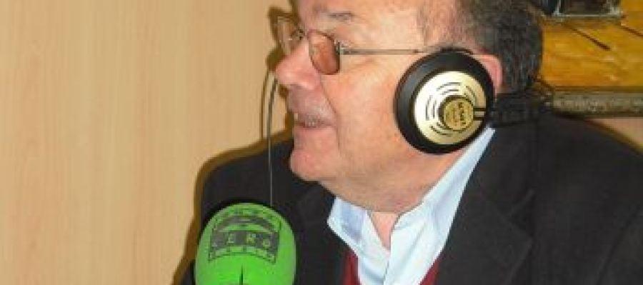 José Quereda - Catedrático de climatología de la Universitat Jaume I