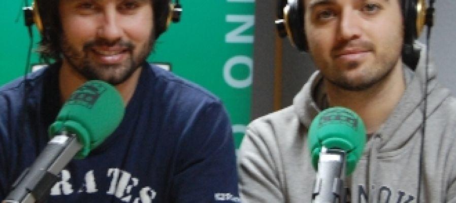 Carlos Garde i Marc Casanovas