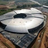 Inaugurado el acelerador de partículas español