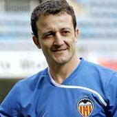 César Sánchez, del Valencia