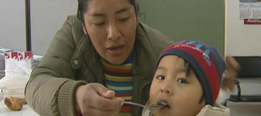 Riesgo de pobreza infantil