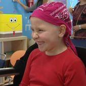 Niños hospitalizados disfrutan  de un rato mágico