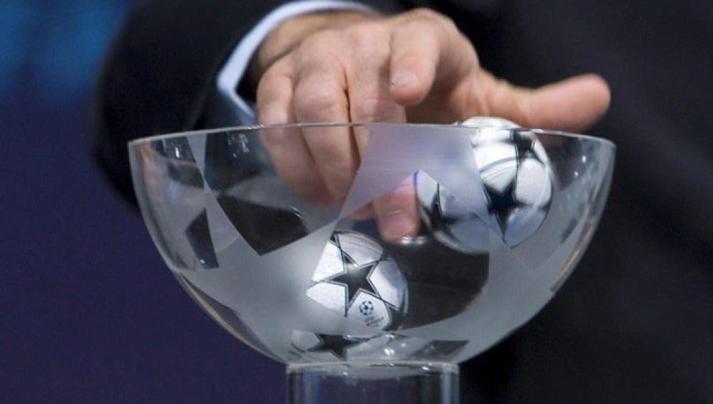Sorteo de la Champions League