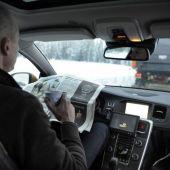 Prueban con éxito en Suecia el coche sin conductor