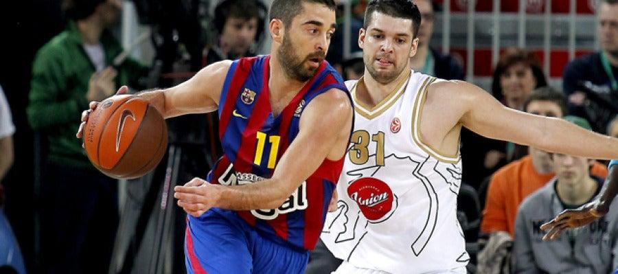 Navarro, la estrella del Regal Barcelona
