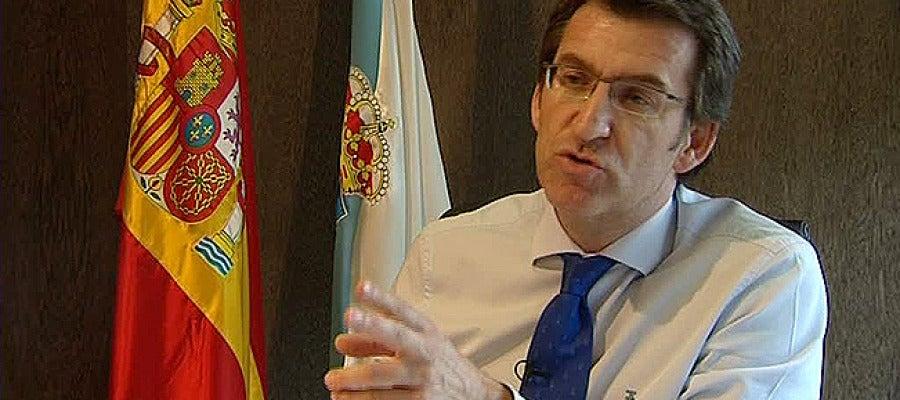 Presidente de la Xunta