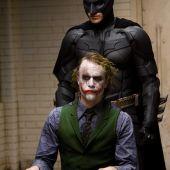 Heath Ledger en su exitosa interpretación de 'Joker'