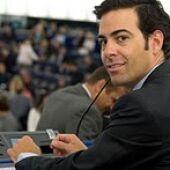 Pablo Zalba, en la Eurocámara