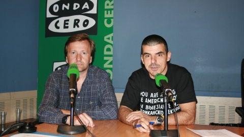 Luis Rendueles y Manuel Marlasca