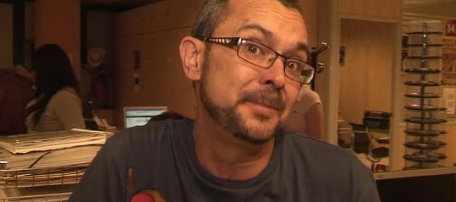 Arturo González, de La Parroquia del Monaguillo