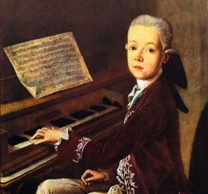 José Manuel Zapata: La vida de Wolfgang Amadeus Mozart