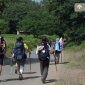 Los nuevos caminos santiago para los peregrinos
