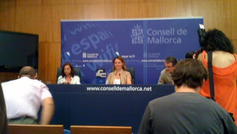 El Consell de Mallorca presenta una deuda de 329 millones de euros
