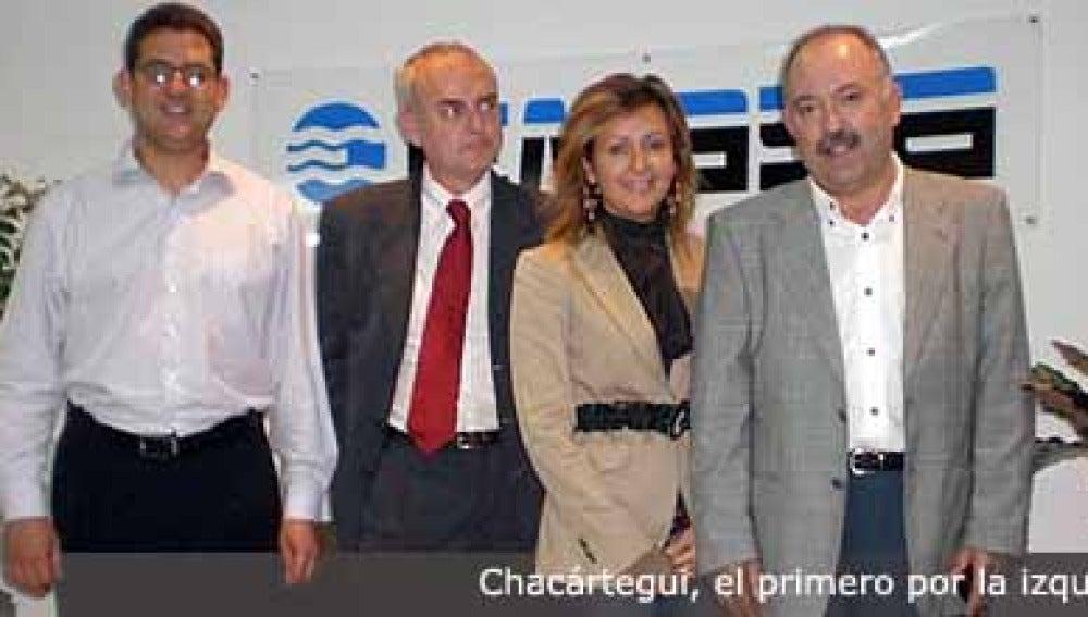 Detenido el ex director de Medioambiente de Emaya