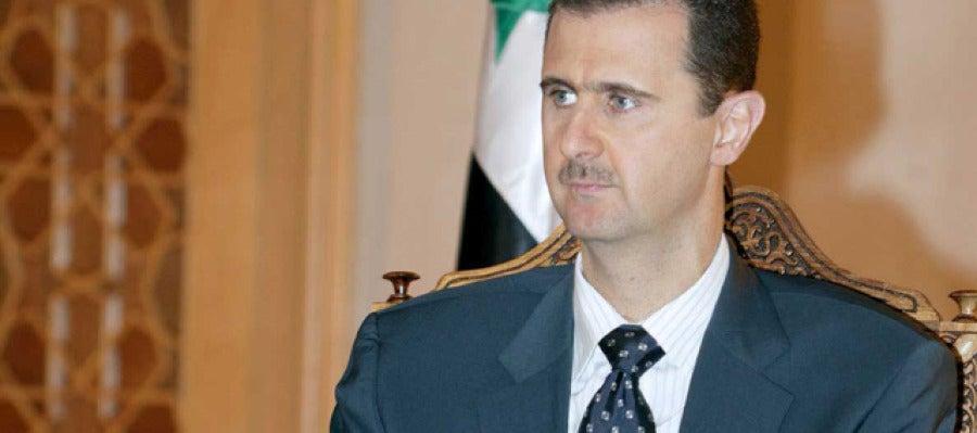 Bashar AlAsad, presidente de Siria