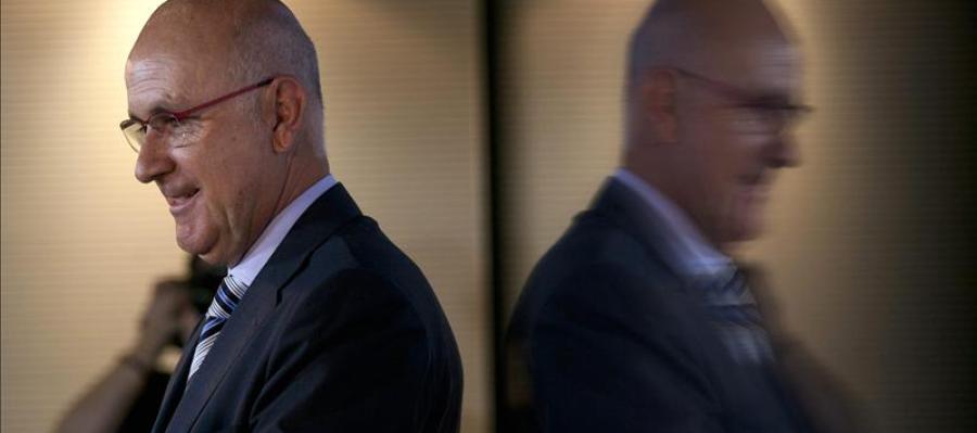 El portavoz de Convergencia i Unió (CIU) en el Congreso de los Diputados, Josep Antoni Duran i Lleida