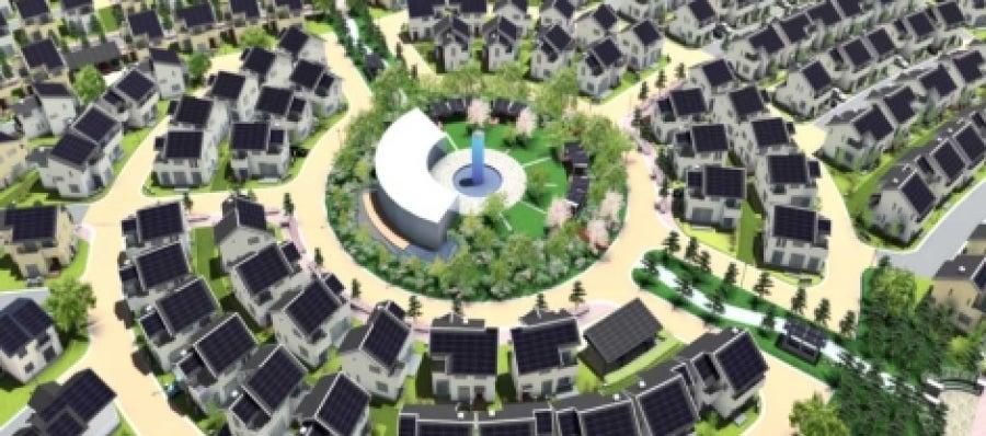 Imagen de un proyecto de Smart city