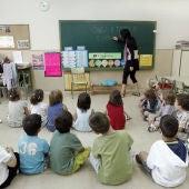 Inicio del curso escolar en Navarra