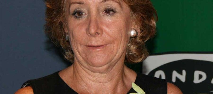 Esperanza Aguirre en Onda Cero