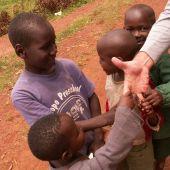 Cooperantes Kenya campo refugiados