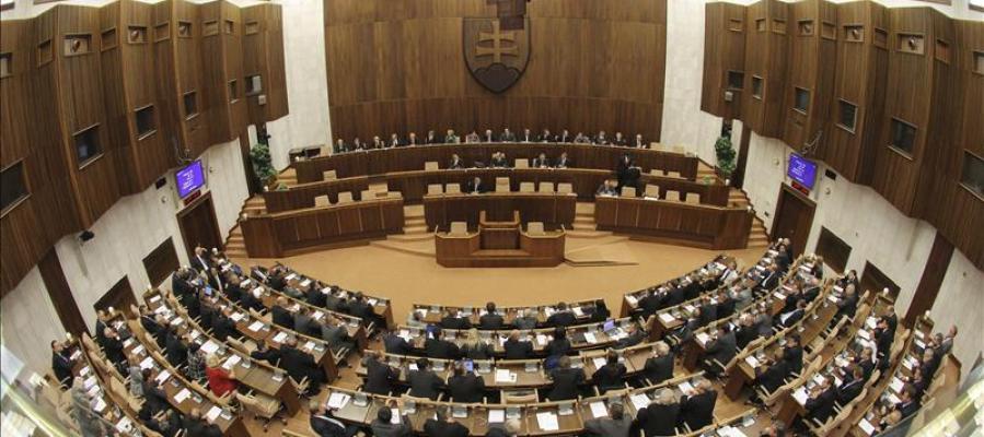 Parlamento de Eslovaquia