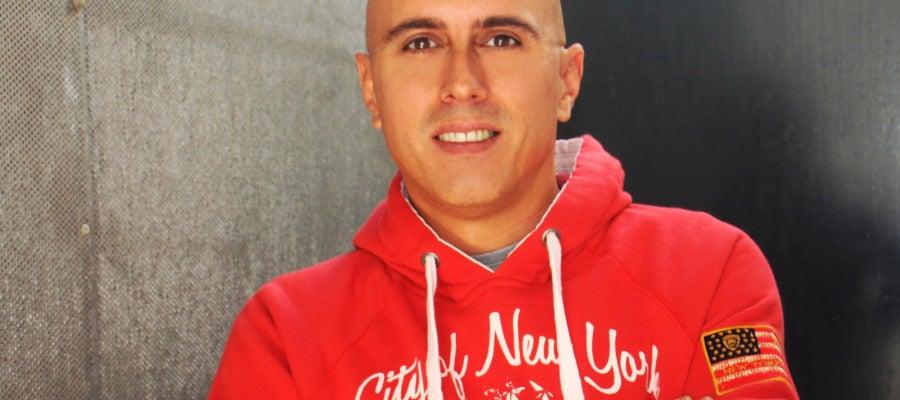 Albert Arranz, presentador 'Ona Esportiva'