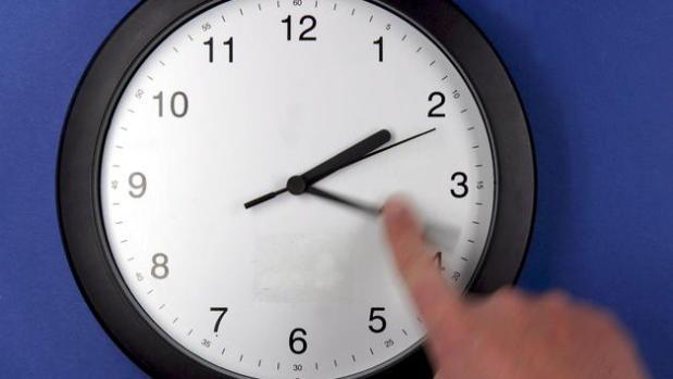 Cambio horario
