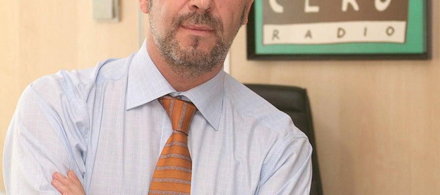 Julián Cabrera, director de informativos de Onda Cero
