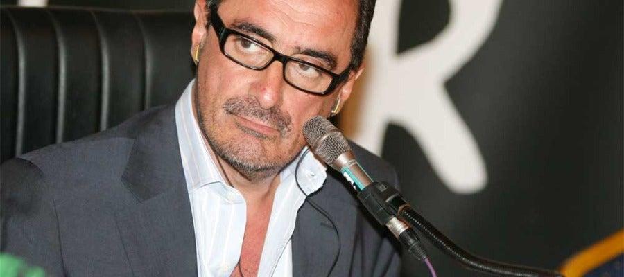 Carlos Herrera en un programa en directo
