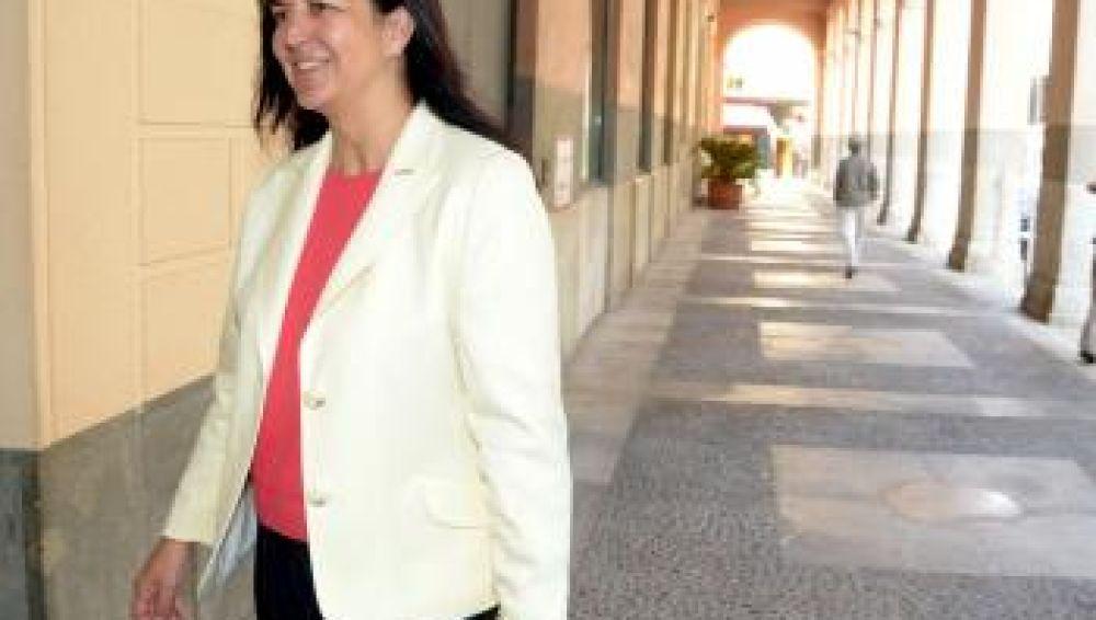 La consellera de salud Carmen Castro