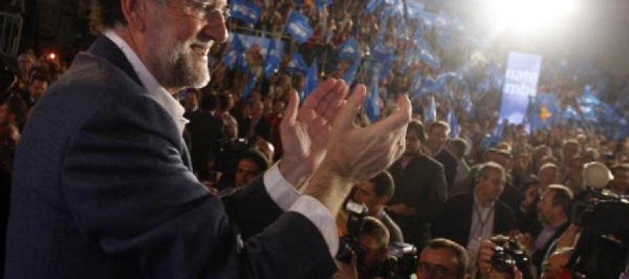 Mariano Rajoy en Toledo