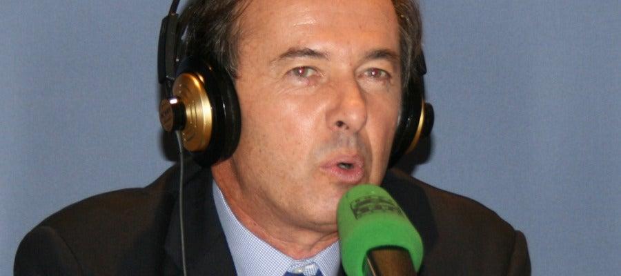 El escritor Javier Moro en Onda Cero