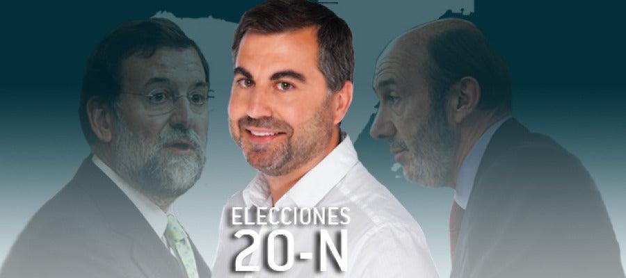 La noche electoral en Onda Cero