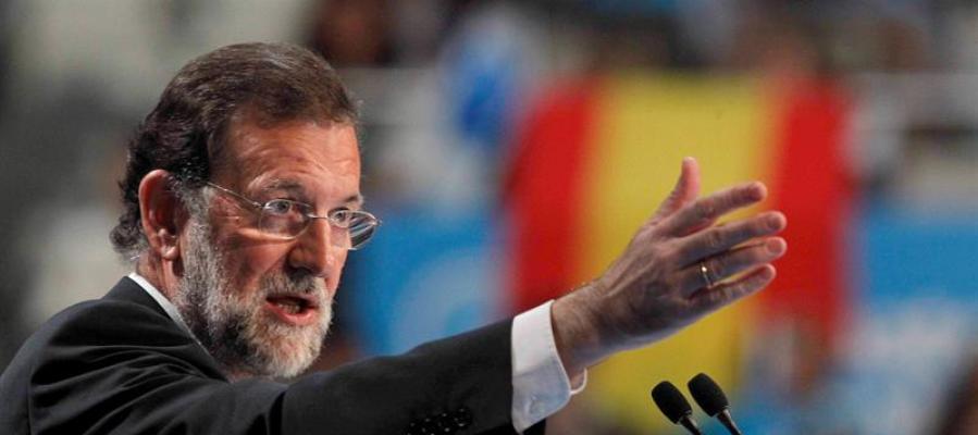 Rajoy, último día de campaña, en Madrid