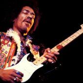 Hendrix Jimi guitarra