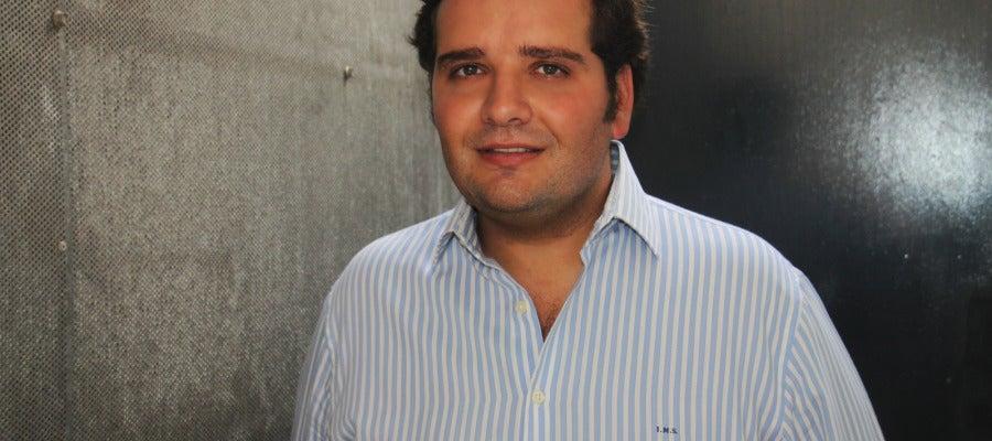 Issac Martín, presentador de 'Temps de Luxe'