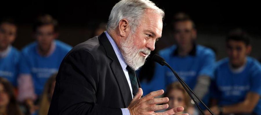 Miguel Arias Cañete, presidente del Comité Electoral Nacional del PP