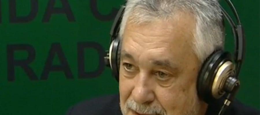José Antonio Griñán en Onda Cero