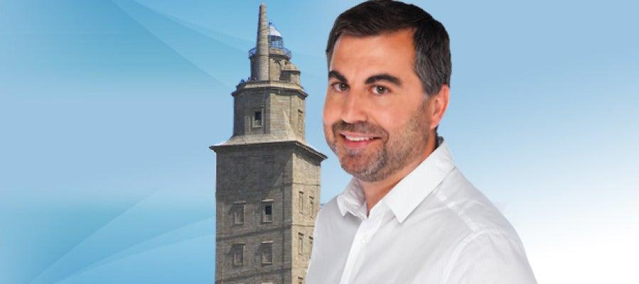 Carlos Alsina, La Brújula en a Coruña