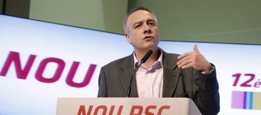 Pere Navarro, nuevo presidente del PSC