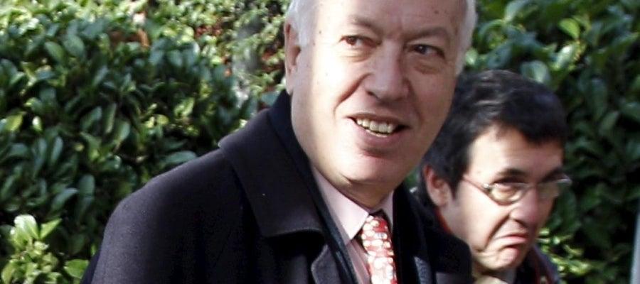 José Manuel García Margallo, ministro de Exteriores