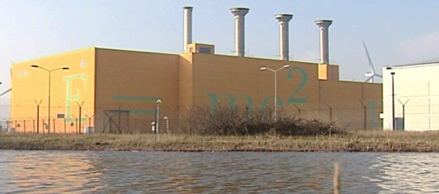 Almacén nuclear similar al de Villar de Cañas