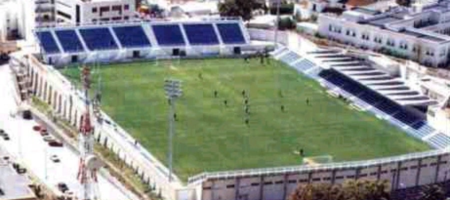 Estadio municipal Alfonso Murube