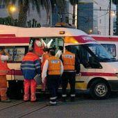 Ambulancia en Valencia